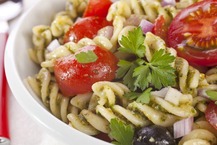 Food - Meals - Pasta salad