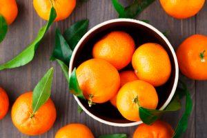 Food - Fruit - Oranges in bowl