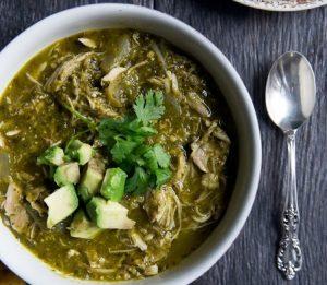 Food - Meals - Chicken Chili Verde