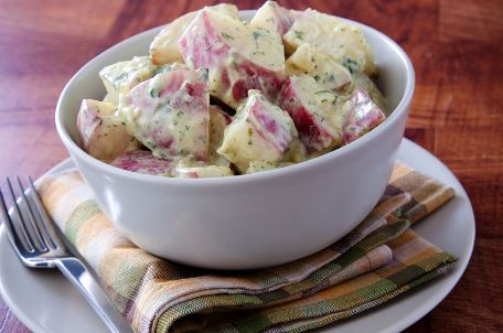 Food - Meals - Potato Salad