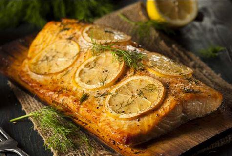 Food - Meals - Salmon