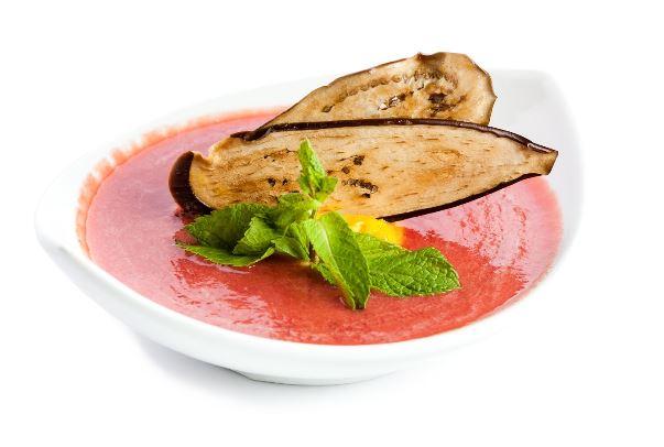 Food - Soup - Eggplant Soup