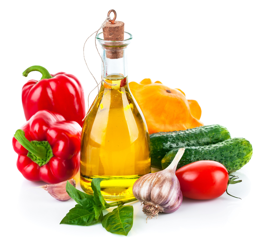 Food - Vegetable oil