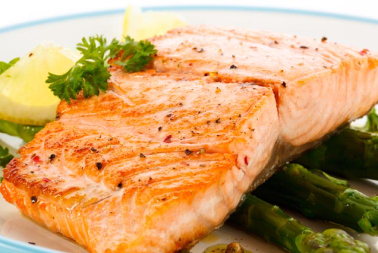 Easy Paprika Salmon