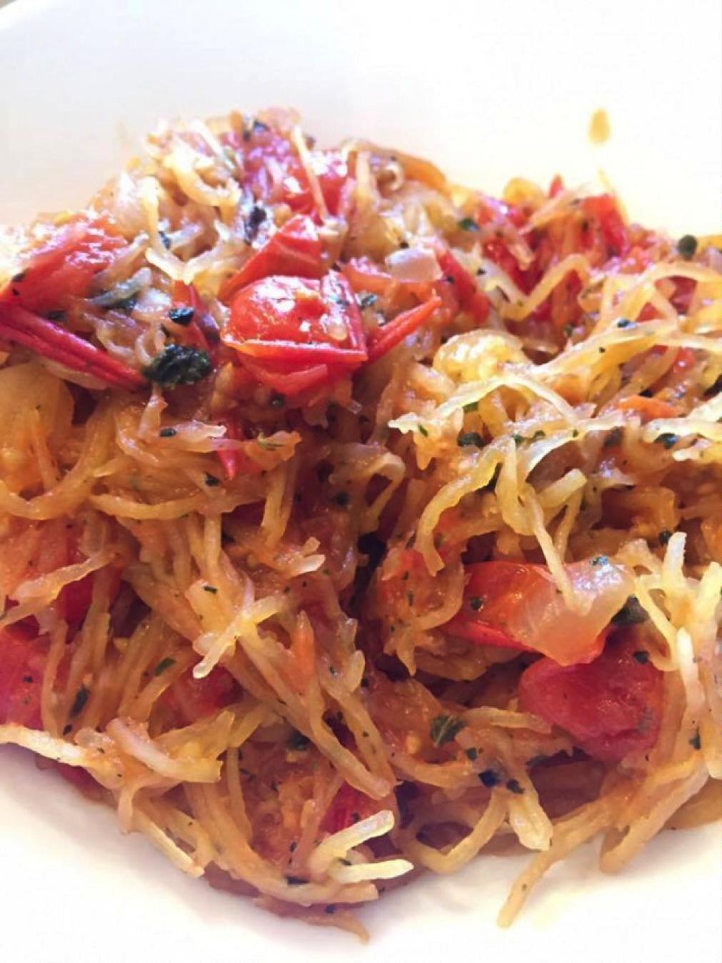 Best Spaghetti Squash Recipe Ever
