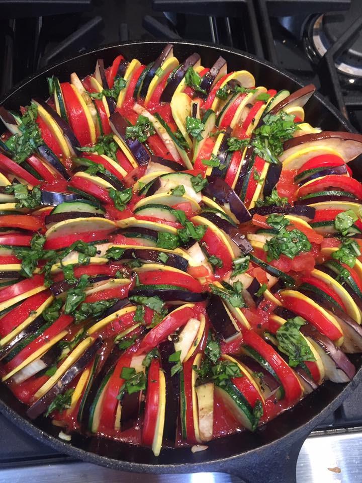 Ratatouille-Unlimited Food Recipe