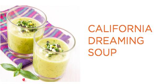 California Dreamin' Soup