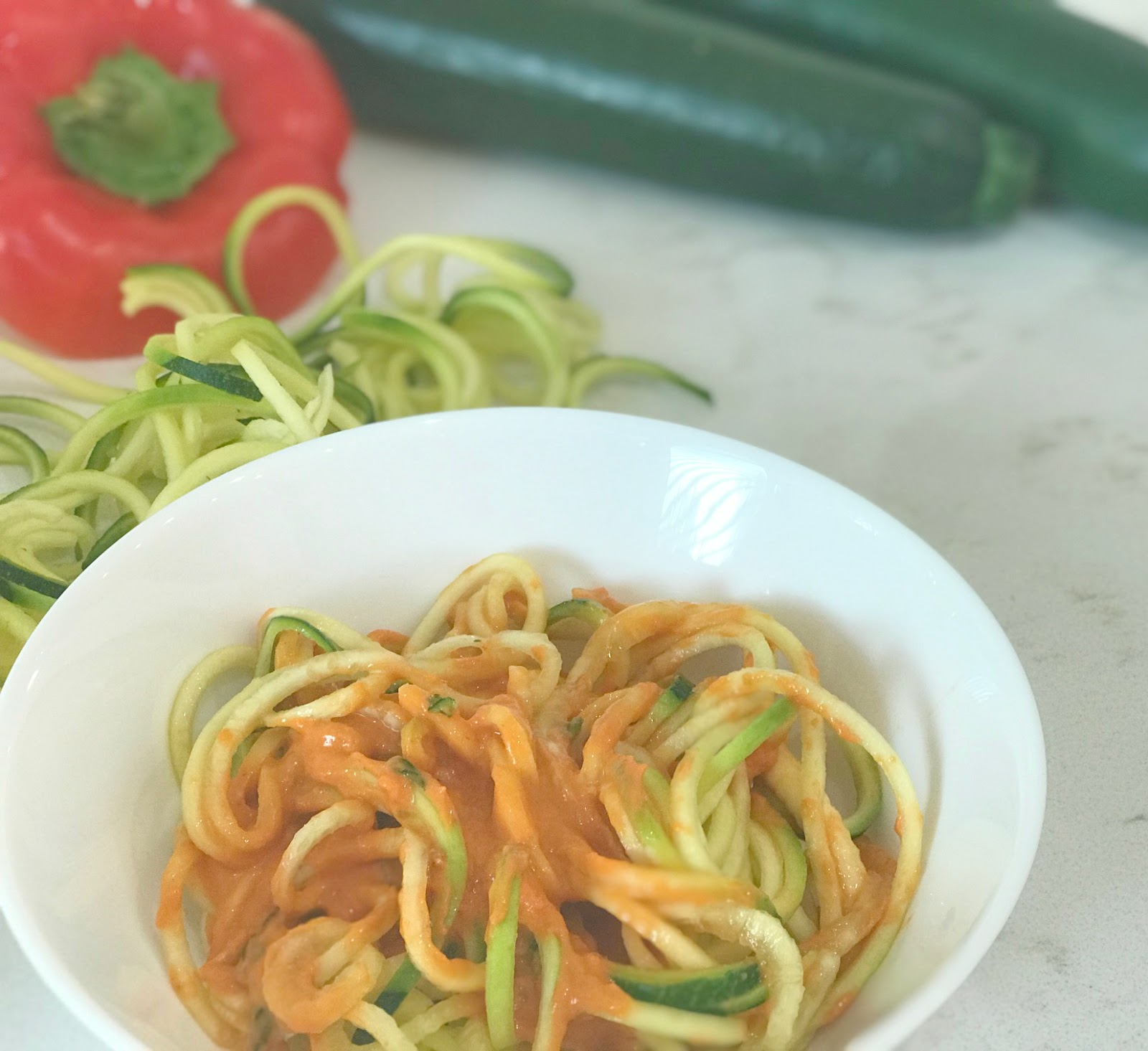Roasted Red Bell Pepper Sauce Recipe